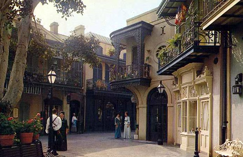 Los secretos de la Plaza de Nueva Orleans