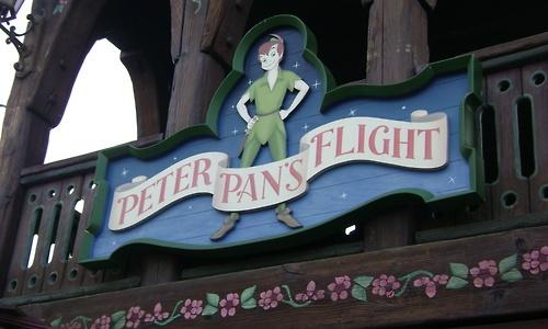 El Vuelo de Peter Pan
