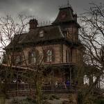Phantom Manor, una terrorífica mansión