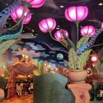 El restaurante de Alicia en Fantasyland