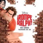 Rompe Ralph, una aventura ochentera