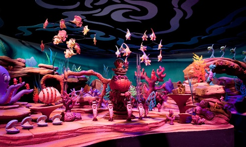 El Viaje de la Sirenita