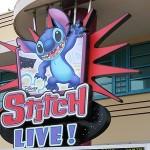 Stitch Live! en Disneyland Paris