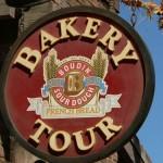 Recorrido por Boudin Bakery y la historia del pan