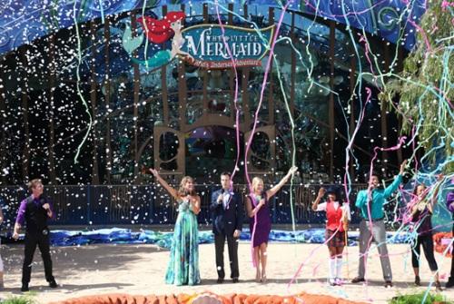 Inauguración The Little Mermaid