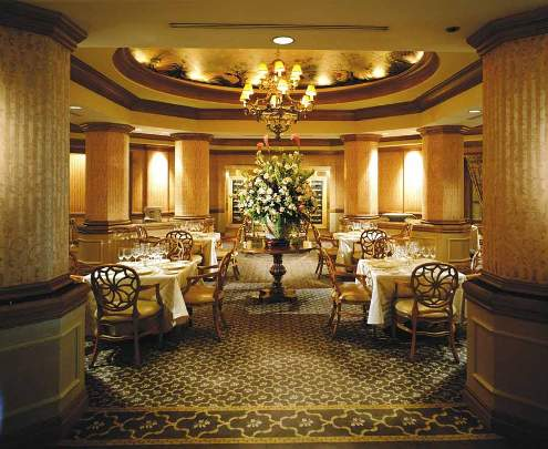 Best Restaurant At Grand Floridian
